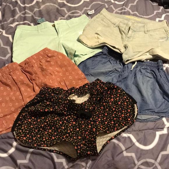 Pants - Shorts bundle